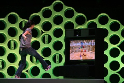 Microsoft will hopefully have hard information about Kinect on Monday.