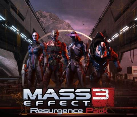 Mass Effect 3 adds new DLC next week.