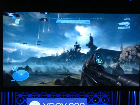 The Halo: Reach campaign is unveiled.