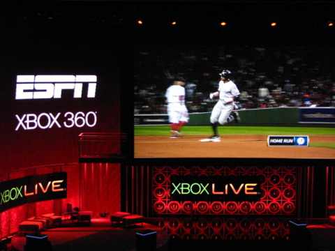 ESPN is coming to Xbox 360.