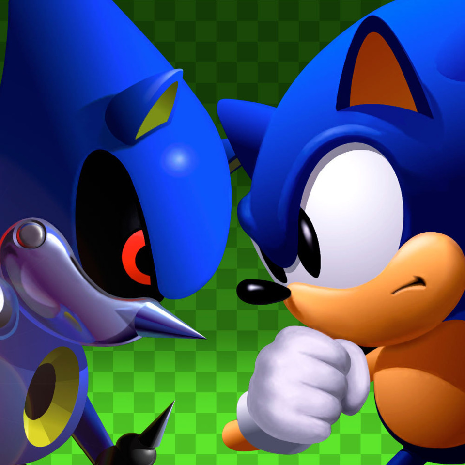 Sonic and Metal Sonic will reprise their rivalry this year.