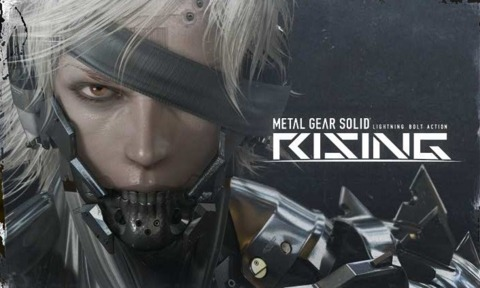 The VGAs should have info for those curious about Metal Gear Solid: Rising.