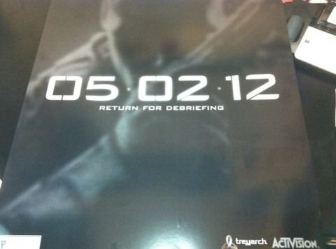Kotaku's pic of a purported poster teasing Black Ops 2.