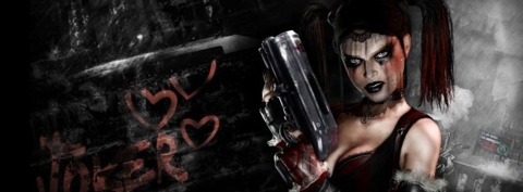 Harley Quinn is the focus of Arkham City's final DLC.