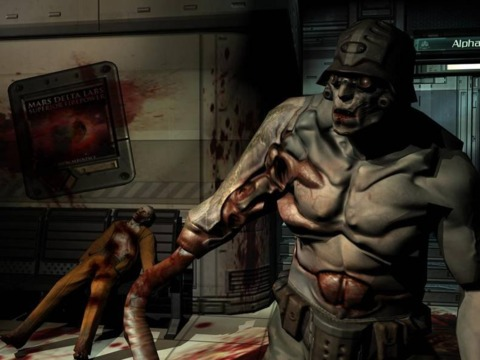 id developed its last game, Doom 3, solely for the PC. Vicarious Visions later ported it to the original Xbox.