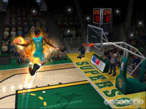 2003's NBA Jam was the last entry in the arcade-style basketball series.