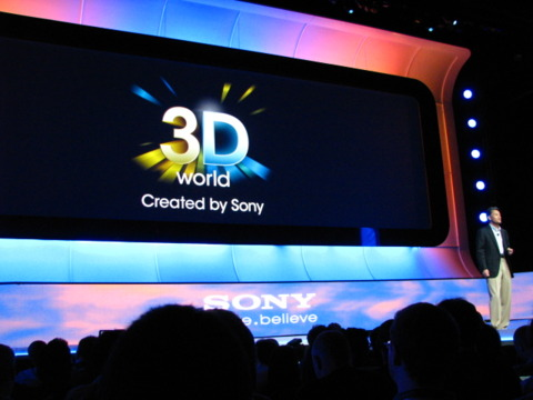 The PS3 will have 20 native 3D titles by March 2011.