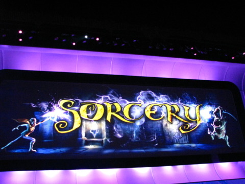 Sorcery turns the Move into a real magic wand.