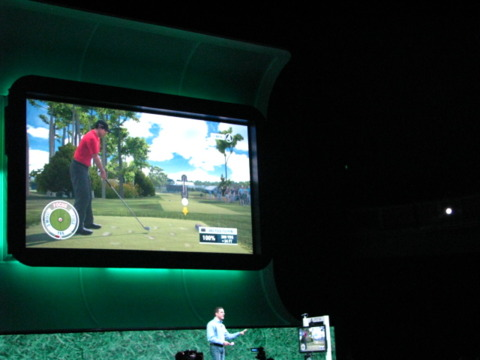 Tiger Woods PGA Tour 11 is a natural for the Move.