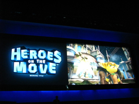 Ratchet will be featured in Heroes on the Move.