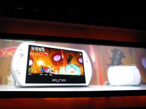 Patapon 3 will be part of Sony's PSP push.
