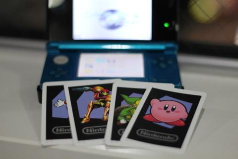3DS AR cards.