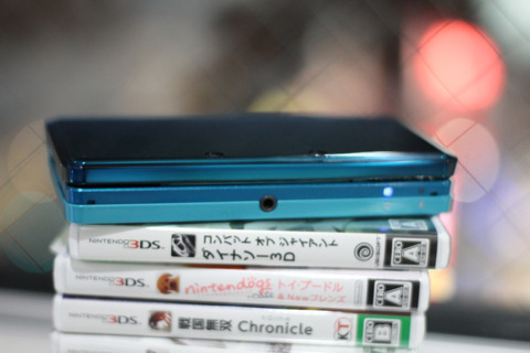 How far can these games carry the 3DS?
