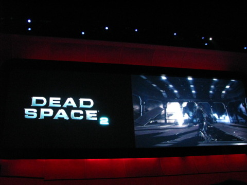 EA's Dead Space 2 will also feature exclusive content on the PS3.