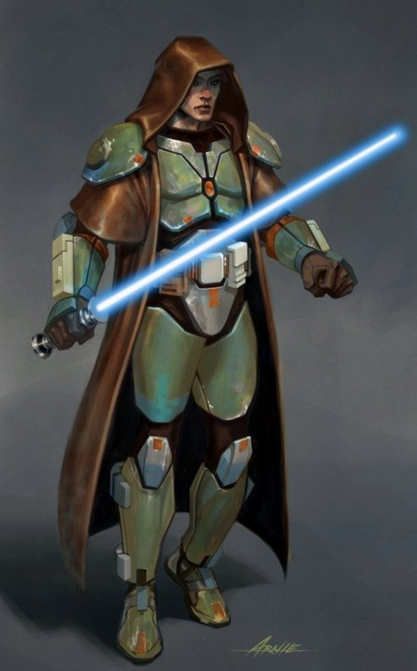 The Jedi class will serve the battered Republic…