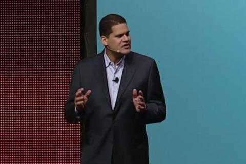 Reggie Fils-Aime discusses US 3DS plans.