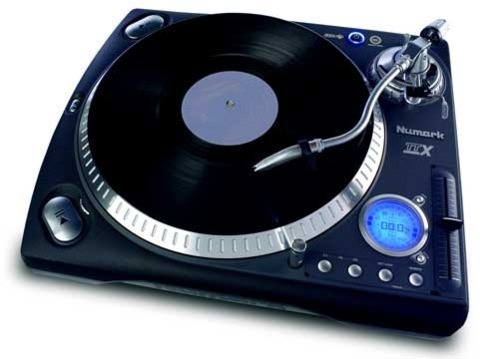 One of Numark's turntables.