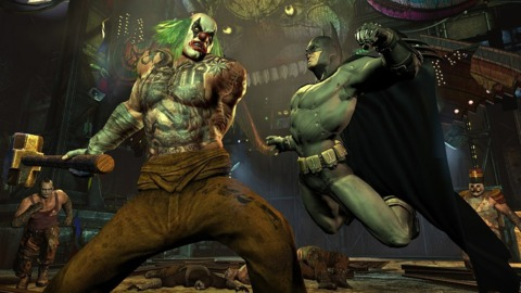 Arkham City launches on the PC (and Origin) in November.