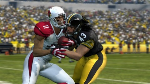 Look out for Madden NFL 11, now with 30 percent more BOOM-SHAKA-LAKA!