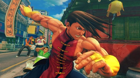 Strangely, there were no Yang players in the top eight for SSFIV: AE.