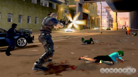 Not coming soon to Germany--Crackdown!