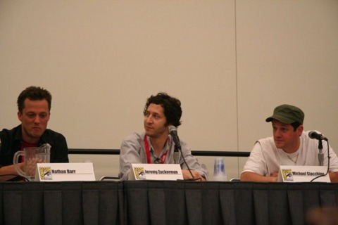 Lost composer Michael Giacchino is joined by an ensemble of industry composers.