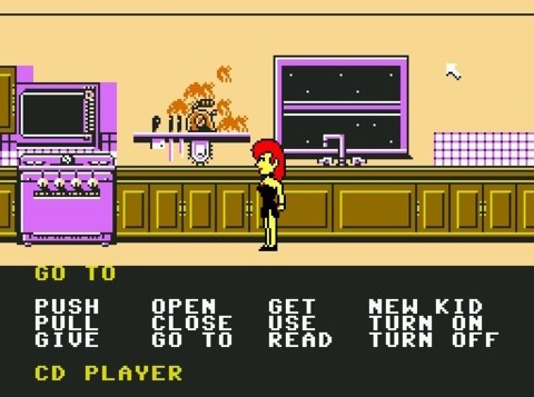The NES version of Maniac Mansion underwent a few changes at Nintendo's request.