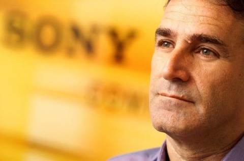 Sony AU managing director Michael Ephraim.