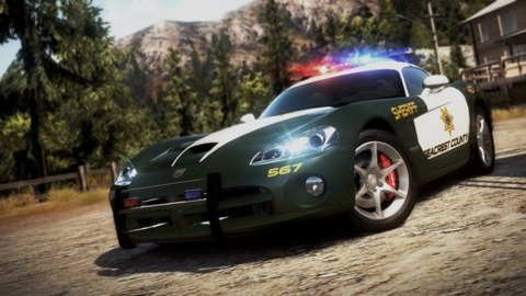 NFS Hot Pursuit has amassed quite a following for EA.