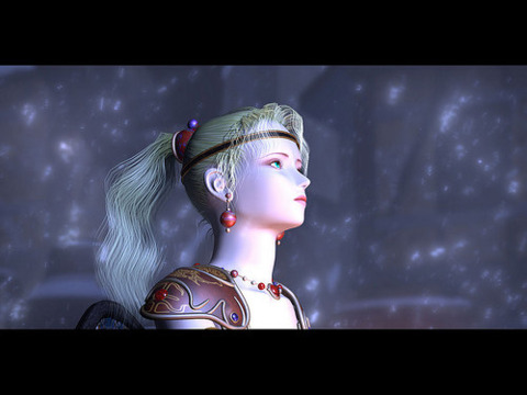 Terra's adventure is just one that can be experienced again on the PSN.