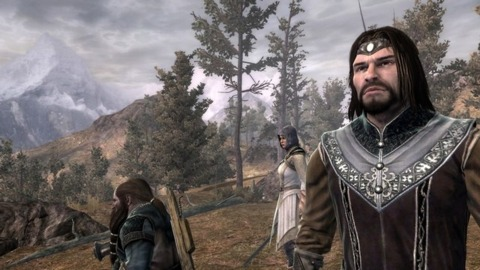 Snowblind shipped Lord of the Rings: War in the North earlier this week.