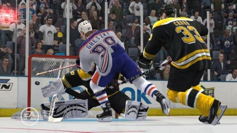 NHL 12's sales were top shelf (where momma hides the cookies).
