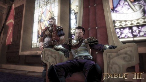 Will Microsoft crown Fable III with the Kinect on Monday?