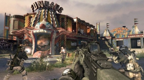 Modern Warfare 2's Resurgence map pack has been a sales leader.