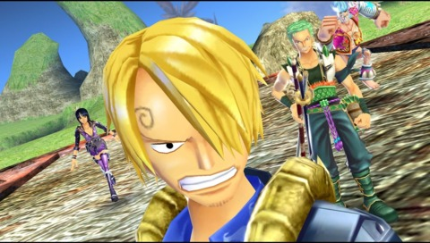 Fans can now enjoy the thrills of a One Piece story in 3D.