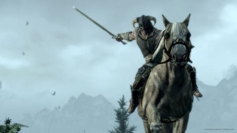Skyrim DLC is no closer to the PS3.