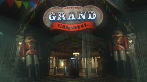 You wouldn't want to win a prize at Rapture's carnival.