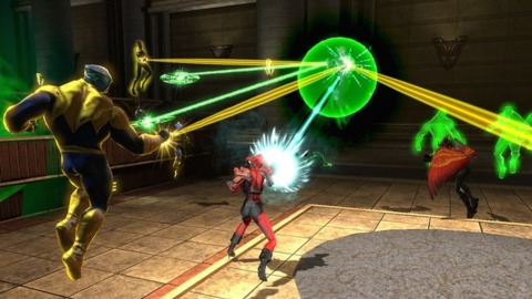 DC Universe Online is now available from the seat of your pants.