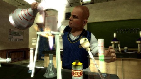 Fourkiller could not believe Bully was a real game.