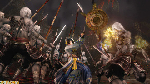 Get busy with Dynasty and Sengoku mobs this December. (Image credit: Famitsu)