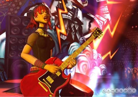 2005's megahit Guitar Hero.