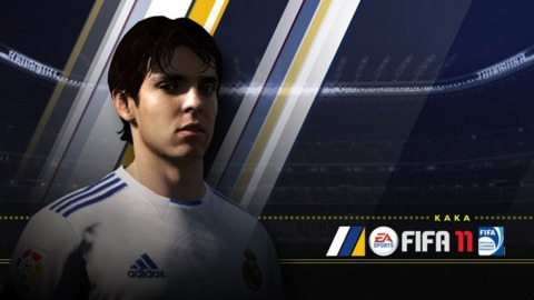 Kaka, in the palm of your hands.