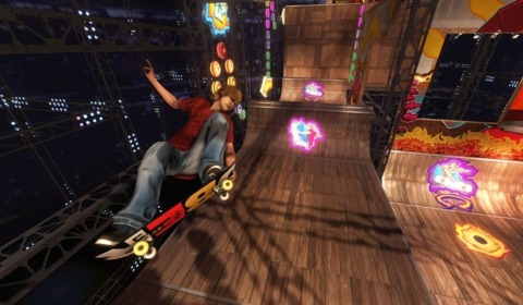 Activision believes the second time will be the charm with Tony Hawk Ride.