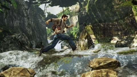 Uncharted's NGP debut finally has a title, Golden Abyss.