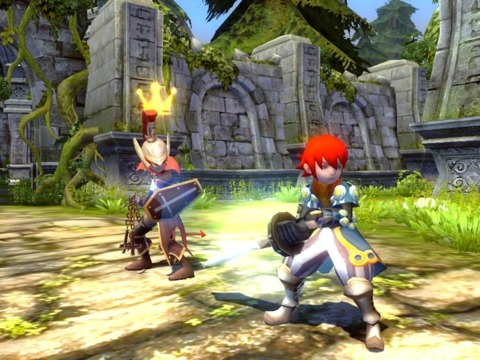 MMOGs like Dragon Nest will be raking it big in the region.
