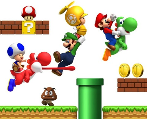 Mario to get A$1.5 million from software pirate.