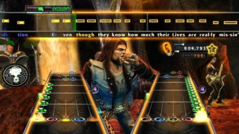 The Dragonforce song will be pretty much impossible.