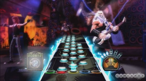 Four years before it was canceled, the Guitar Hero series was the top franchise in the game industry.
