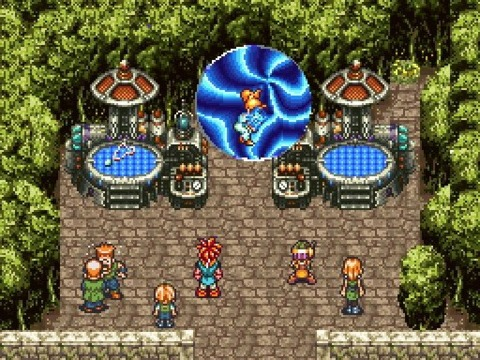 Chrono Trigger on the DS proved the series has passed the test of time.