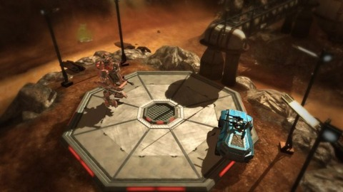 Red Faction meets Mad Max in Battlegrounds.